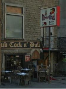 Cock 'N' Bull Pub today