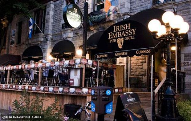 Back when I was young: Montreal's Anglo/Irish Pubs
