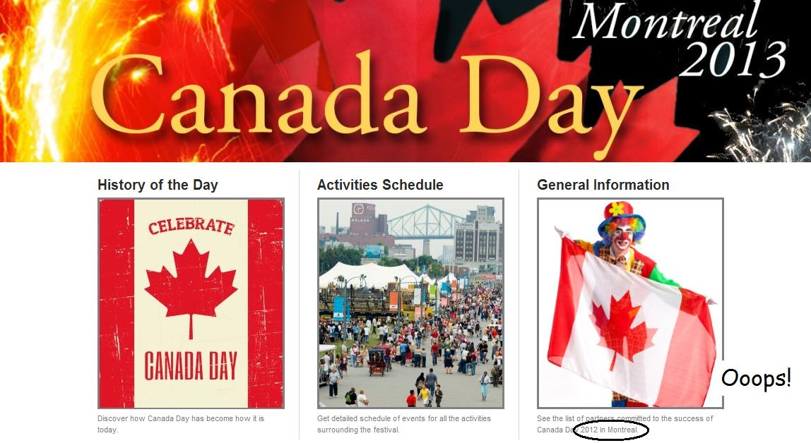 canada day activities in montreal dcmontreal blowing. Black Bedroom Furniture Sets. Home Design Ideas