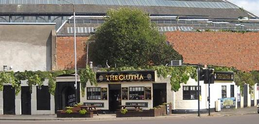 Clutha Vaults Pub, Glasgow