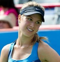 Eugenie Bouchard/ Paul Chiasson/Canadian Press