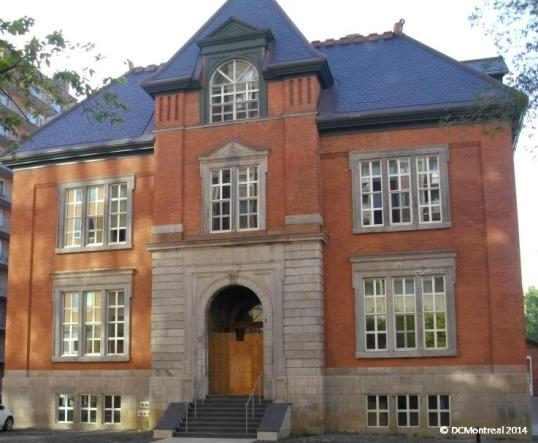 Victoria School Montreal