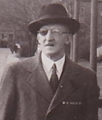 Mid-1940's looking like James Joyce
