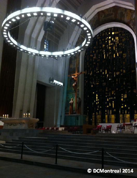 Basilica altar
