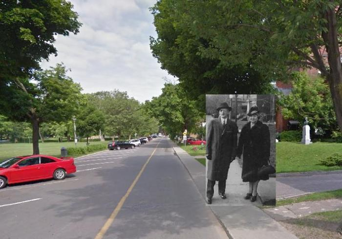 Melville_then_and_now
