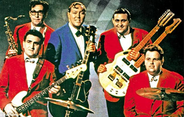Bill Haley and the Comets / Daily Mail