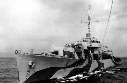 HMCS Prince Rupert (K324)