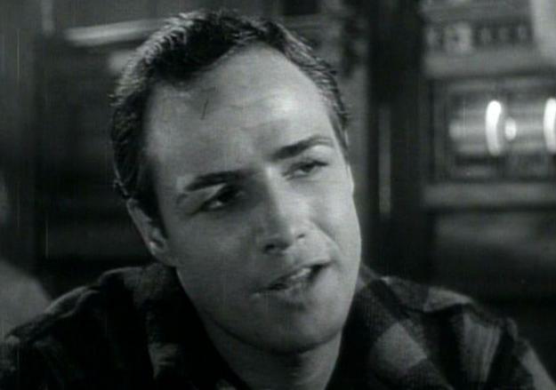 Marlon Brando as Terry Malloy
