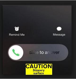 iPhone_Slippery