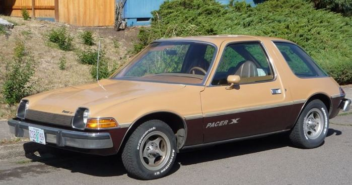 I once owned a 75 Pacer much like this. It had two keys!