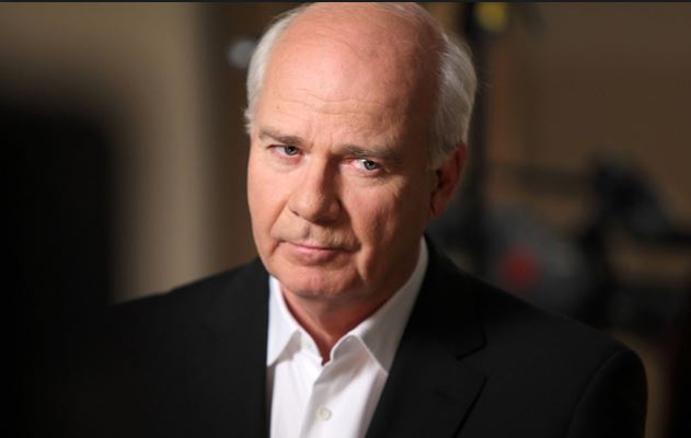 CBC anchor Peter Mansbridge
