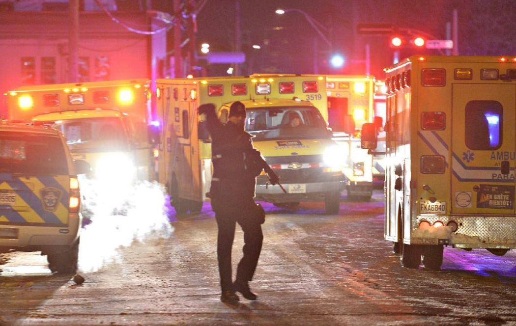 Quebec City Shooting: Spurred By Trump's Anti-MuslimRhetoric?