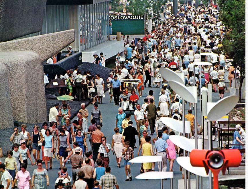 Expo 67's Lack of CorporateBranding