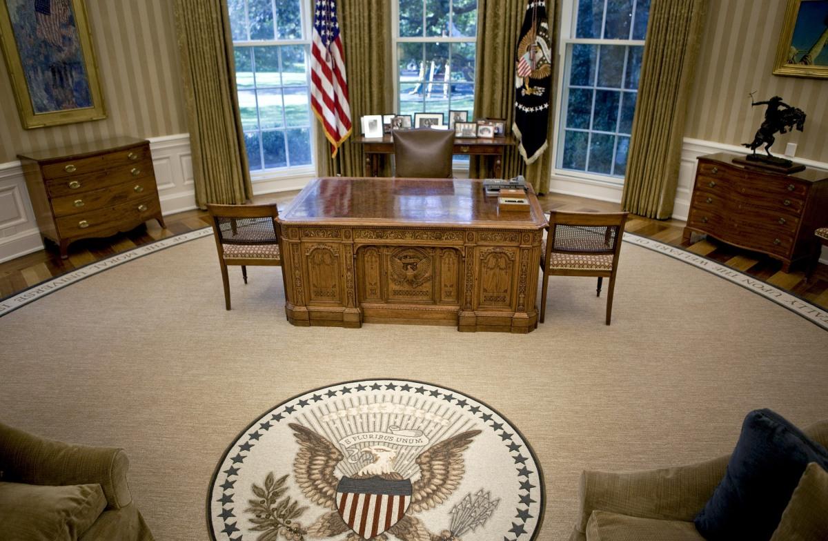 Presidential Decorum a Relic of thePast